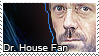 Dr. House Fan by Icoltus
