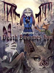 Death Becomes You Cover - By Kastraz