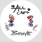 ALL CAPS COMP - CD by KAWproductions