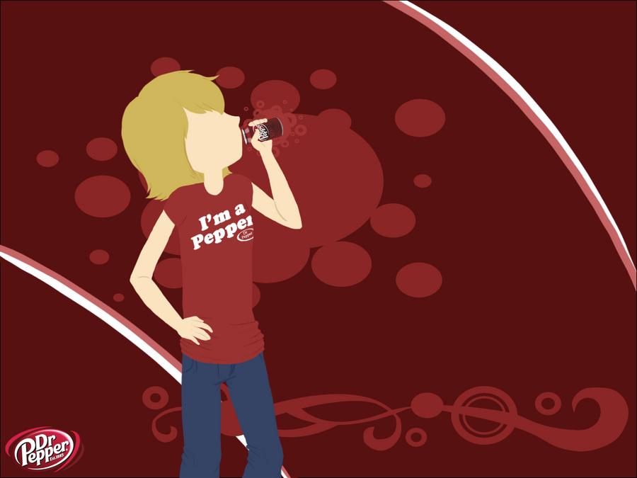 I'm a Pepper by Tamarainian-Girl
