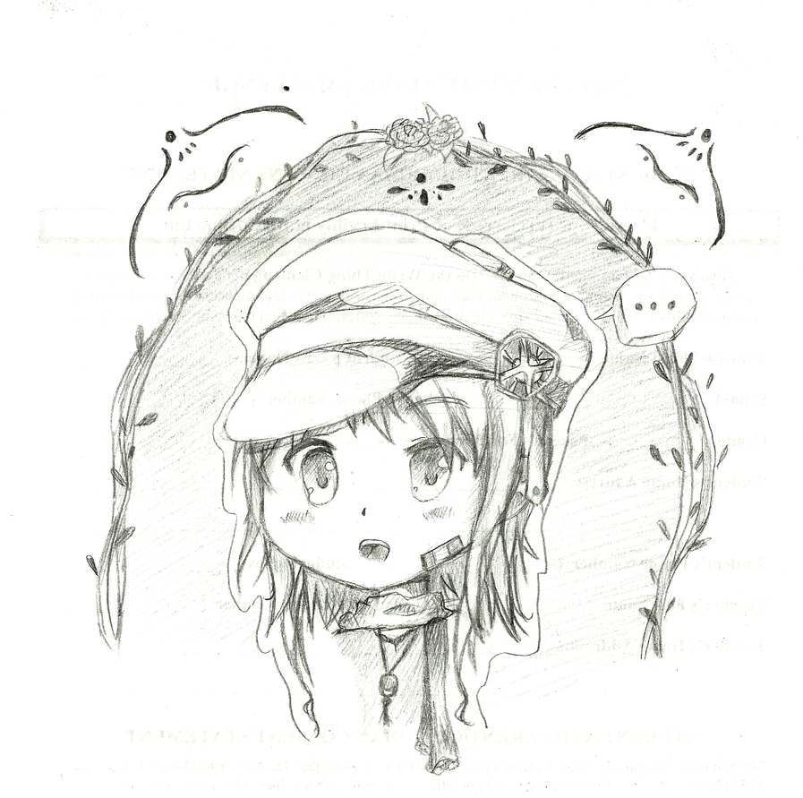Traditional Chibi by Syea