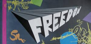 Freedom by NewWorldPunk