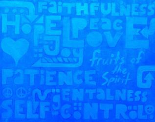Fruits of the Spirit by NewWorldPunk
