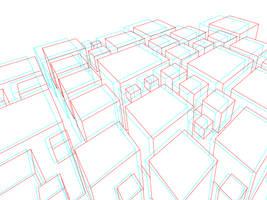 Cube City 2 by NewWorldPunk