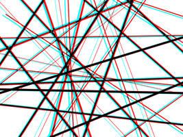 Line Web - Anaglyph by NewWorldPunk