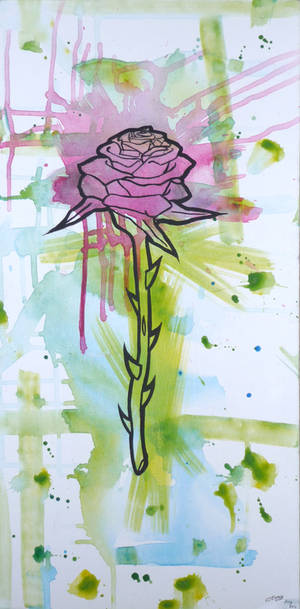 The Unconfined Rose