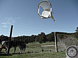 Chair in the Air 2 by NewWorldPunk