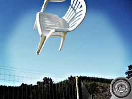 Chair in the Air 3 by NewWorldPunk