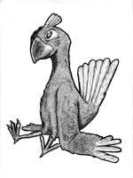 Birdy by NewWorldPunk