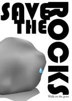 Save The Rocks by NewWorldPunk