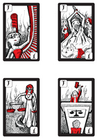 Slap and Tickle cards