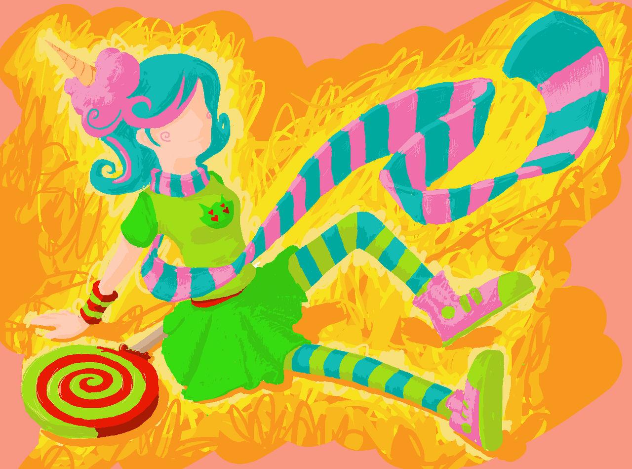 Trickster Roxy by NewWorldPunk