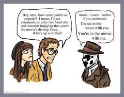 Watchmen Movie by Tavoriel