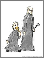 Scary Bad Guys from Harry Potter D: