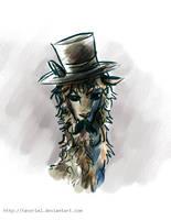Fancy Alpaca by Tavoriel
