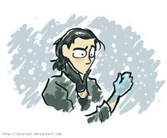 Loki -- Was That Always Blue? by Tavoriel