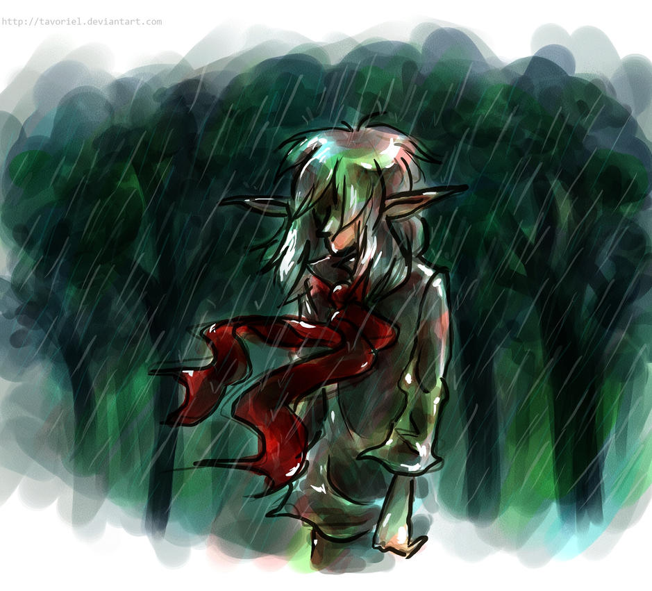 Rain By Tavoriel On DeviantArt