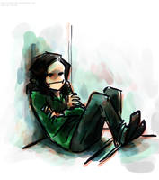 Loki -- So Lemme Out and Stuff by Tavoriel