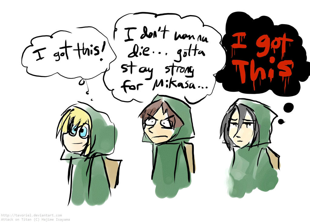 Armin's Got This, Guys by Tavoriel