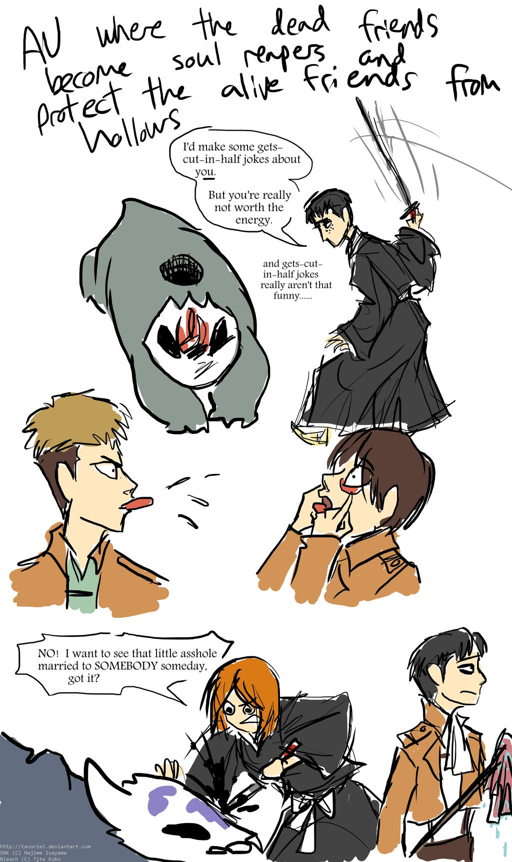 Displaying 17 images for attack on titan rule 34