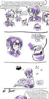 A happy Thanksgiving SNK comic sort of