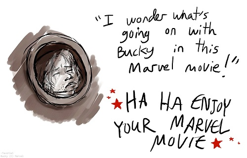 enjoy your marvel movie by Tavoriel