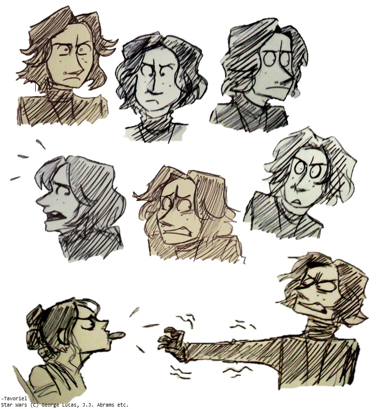 some kylo rens