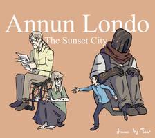 Annun Londo: The Sunset City