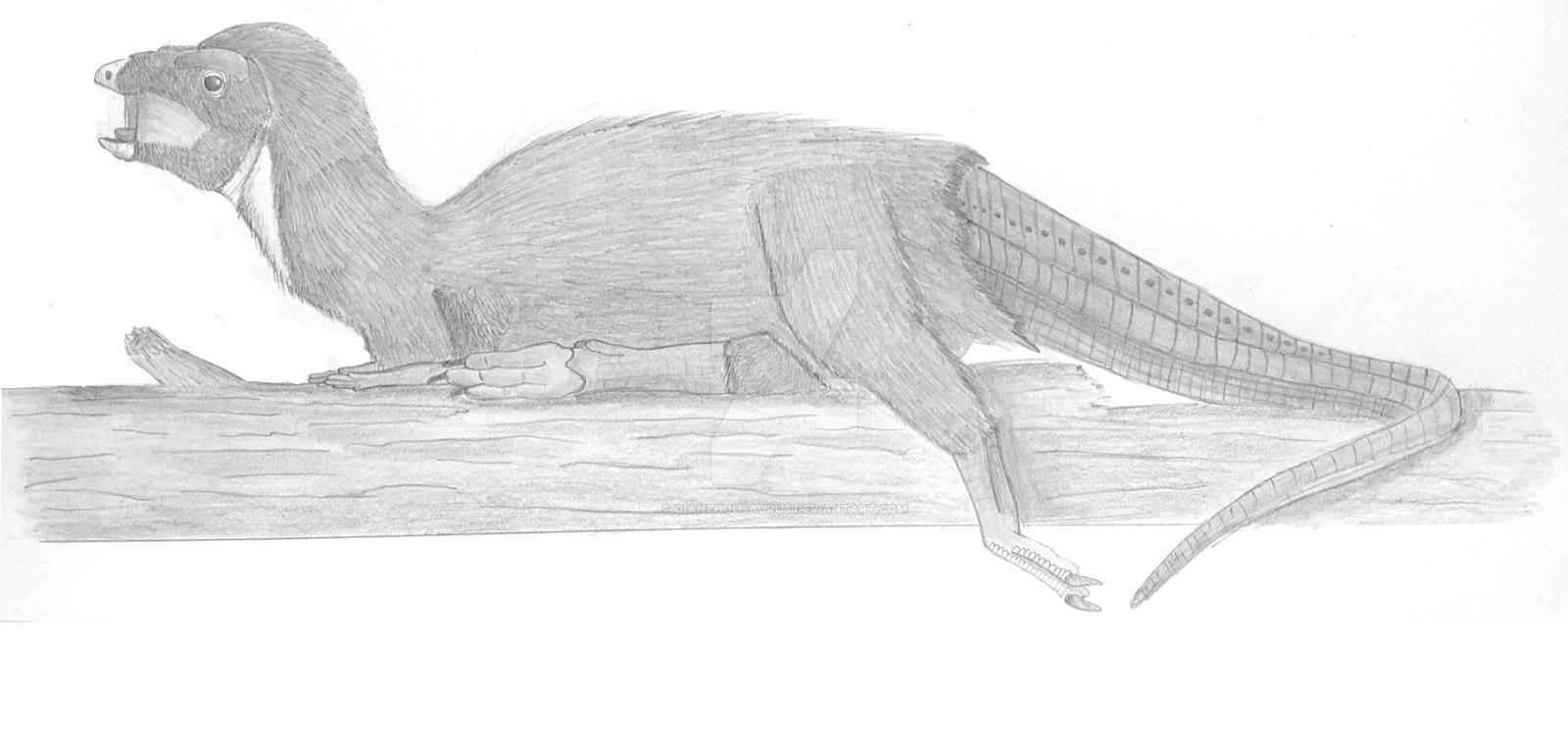 Profile: Kulindadromeus zabaikalicus by Qianzhousaurus