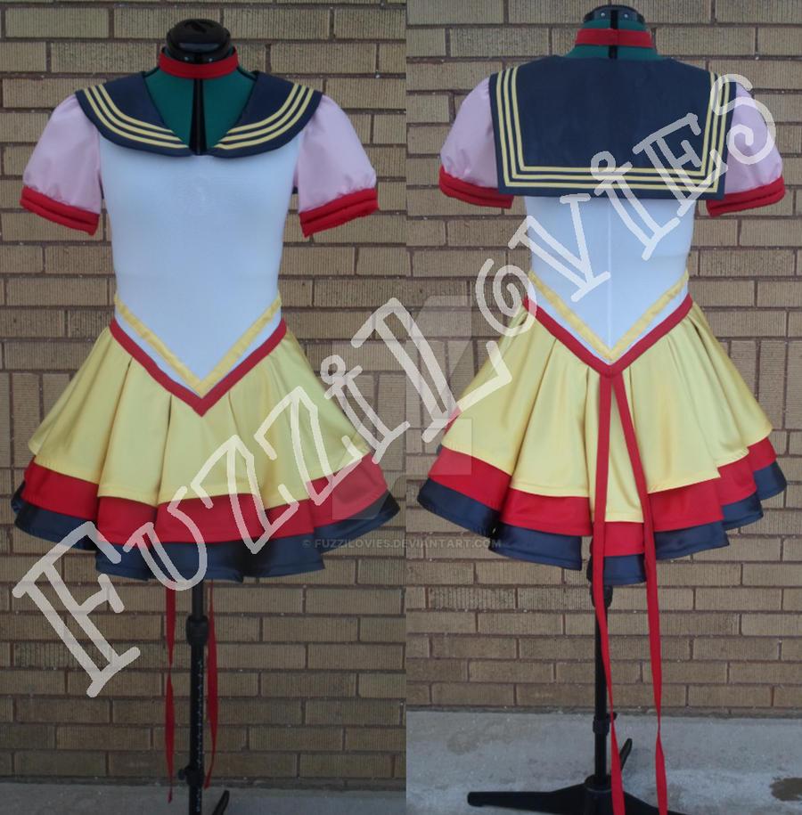 eternal sailor moon cosplay commission by fuzzilovies on deviantart