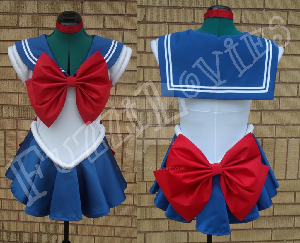 sailor moon cosplay commission by fuzzilovies on deviantart