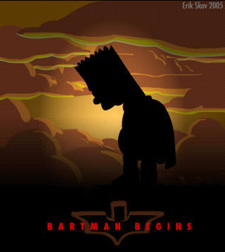 Bartman Begins by skov