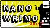 NaNoWriMo 2007 Winner by cinamonspice