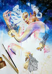 Floaty Hearts + Gilded Dreams