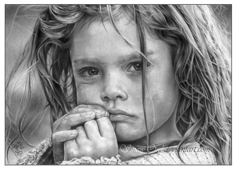 Mali Andjeli,  deca  su ukras sveta Unspoken_Words_by_Snow_Owl