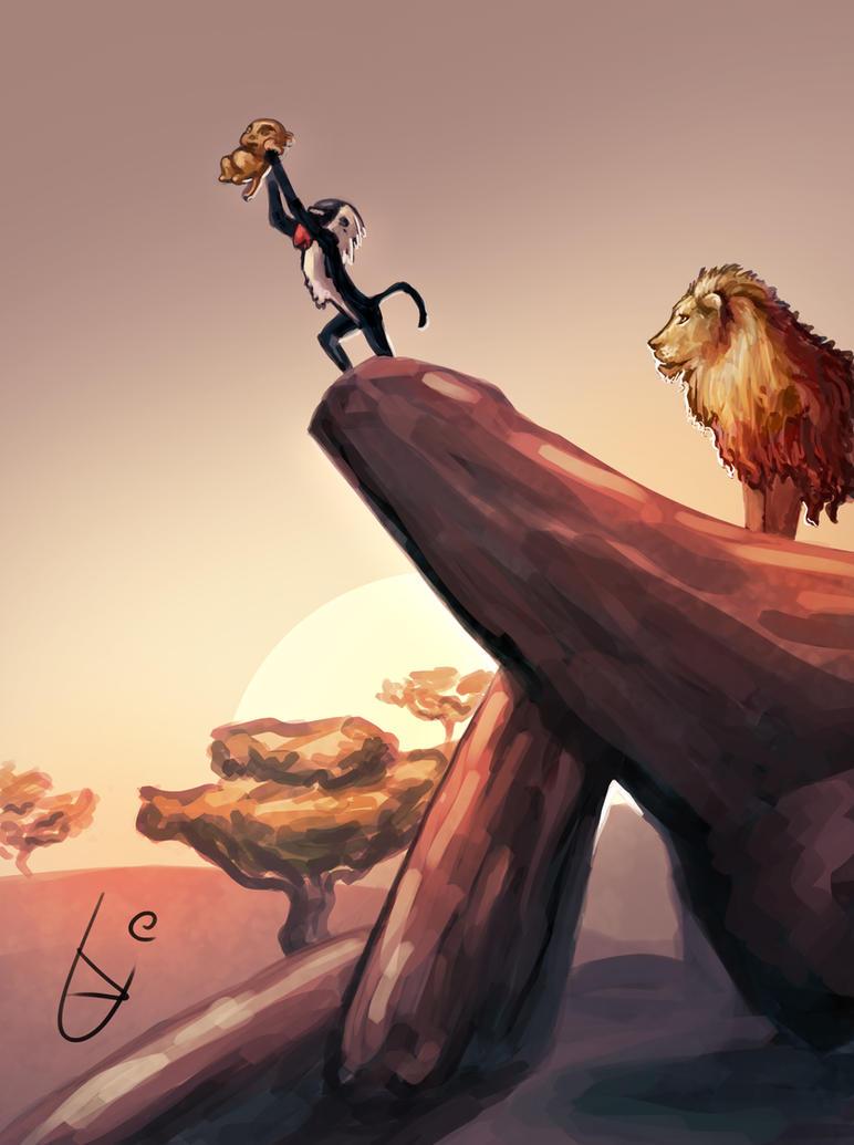 The Lion King by bjenssen