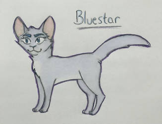 Bluestar- PrismaColored by Lurisity