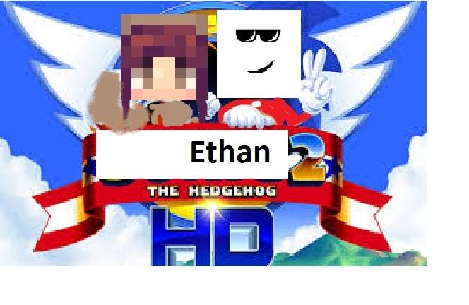 #Ethanthehedgehog by theromosdos