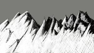 LANDSCAPE SKETCH by txwatson