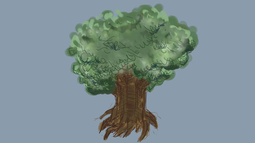 SKETCH A TREE by txwatson