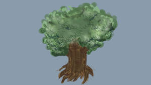 SKETCH A TREE by txwatson