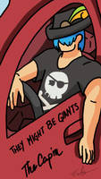 The Cap'm by They Might Be Giants by txwatson