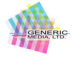 Generic Media LTD logo by txwatson