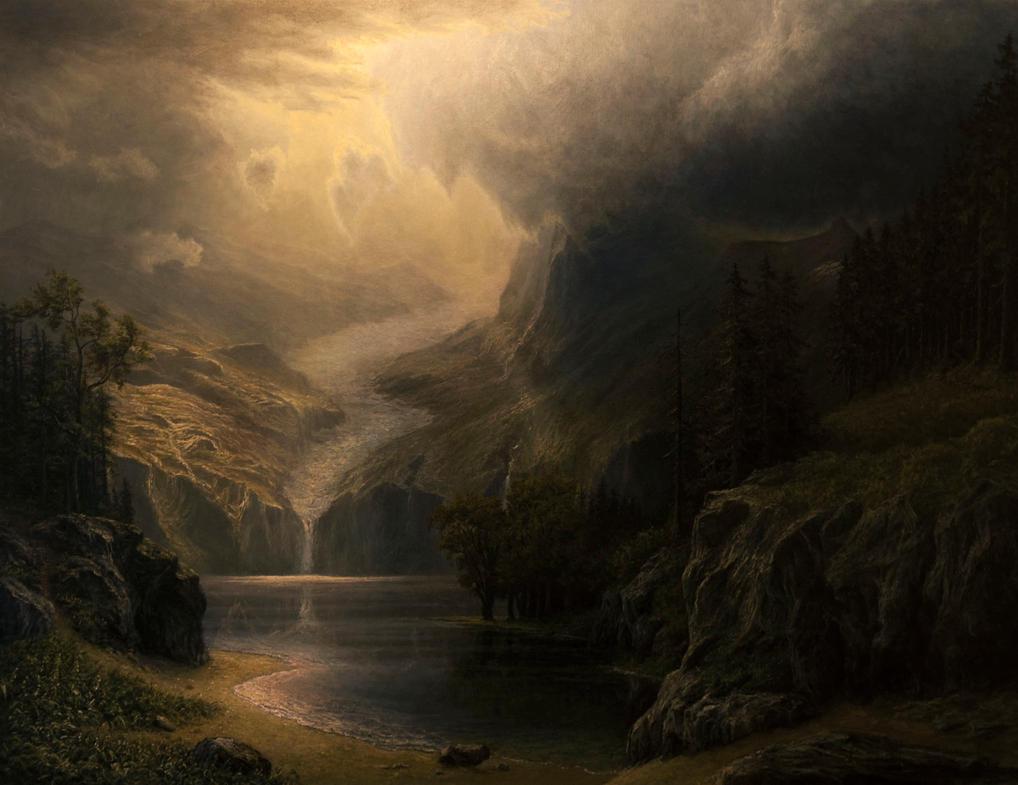 Puget Sound by MHandt
