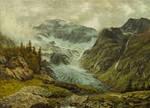 Kees glacier