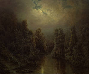 Moonlight on the Moor