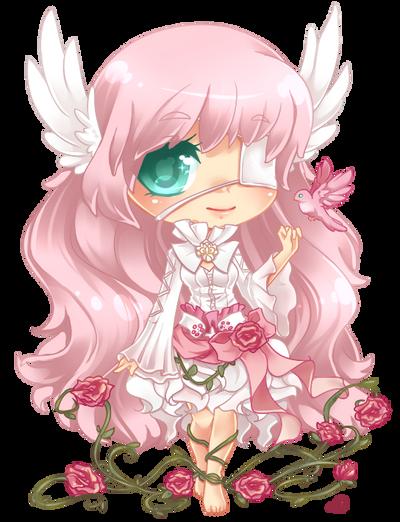 .Fyea. [Chibi] by LadyKeiara