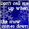 Call For Snow by Crimson-Ragdoll