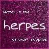Glitter Herpes by Crimson-Ragdoll