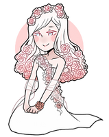 98. Commission - Rose by Hyeoii